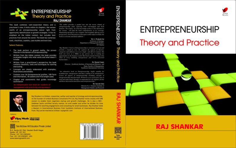 enterpreneurship theories and practice