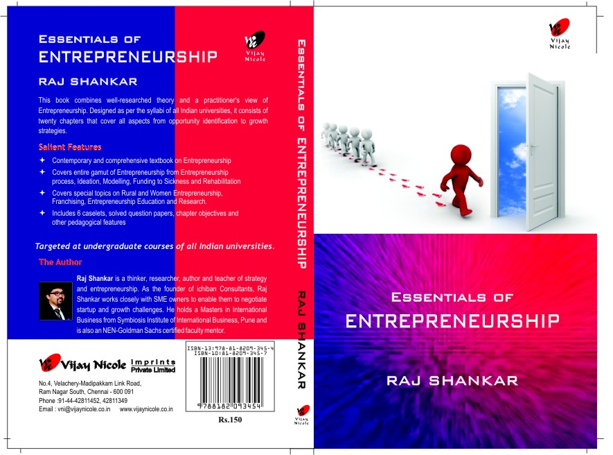 research paper on growth of entrepreneurship in india