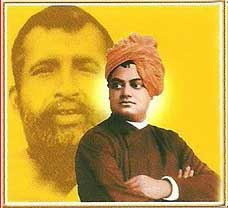 Vivekananda&RamkrishnaParamsansa