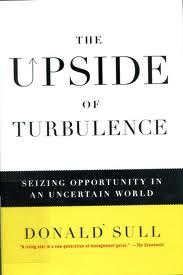The Upside of Turbulence