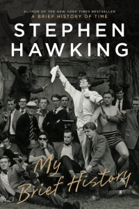 Hawking_My_Brief_History Book Cover