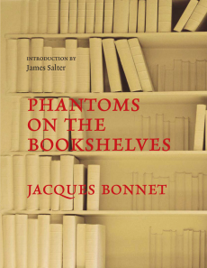 Phantoms on the Bookshelf Book Cover