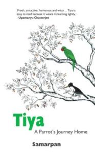 Tiya Book Cover