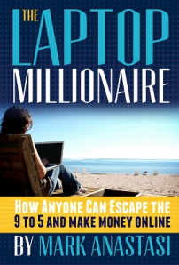 The Laptop Millionaire Book Cover