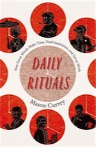 Daily-Rituals Book Cover