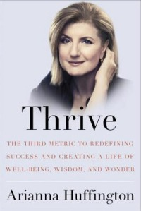 Thrive Book Cover