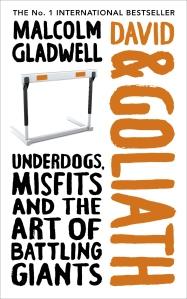 David-Goliath Book Cover
