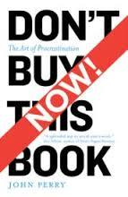 Dont buy this book now_Book Cover